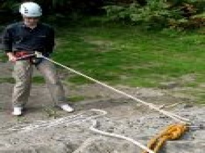 Activities in Lakeland Abseiling