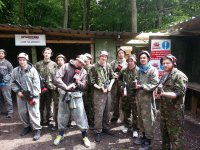 Ultimate Paintball and Laser Tag Package
