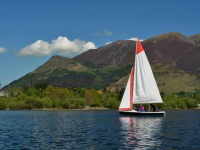 Derwent Water Marina Sailing