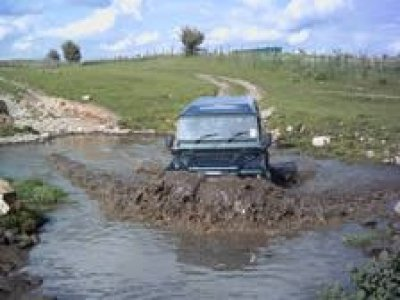 Activities in Lakeland 4x4 Routes