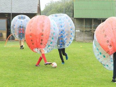 Bubble Football in Salcombe & Kingsbridge, 2 hours