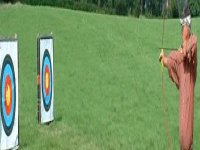 Our target archery site is unbeatable