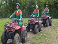 We welcome quad bike stag parties