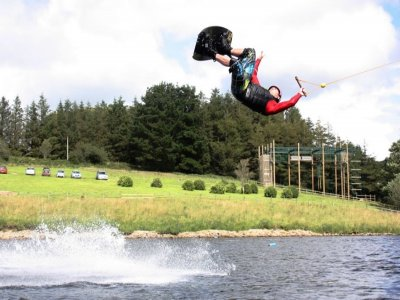 Wakeboarding in Salcombe, 6 hours