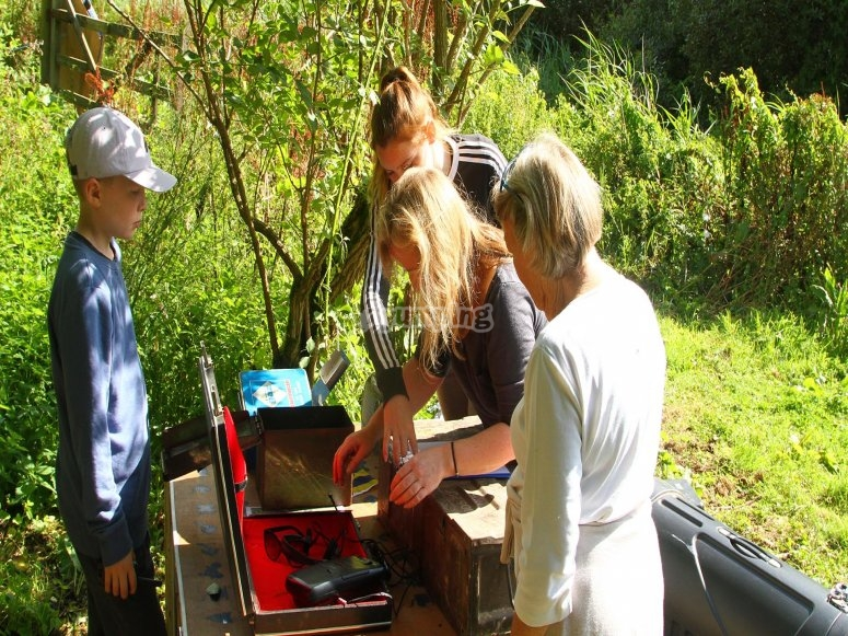 Escape the Hills adventure challenge for families - adventure south - Salcombe Devon
