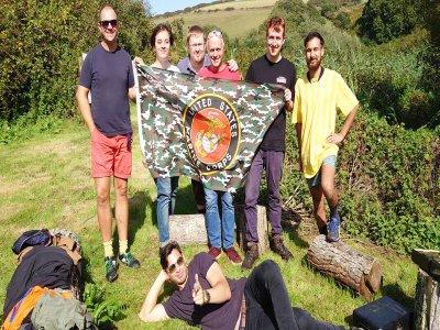 Escape the Hills (outdoor escape challenge)