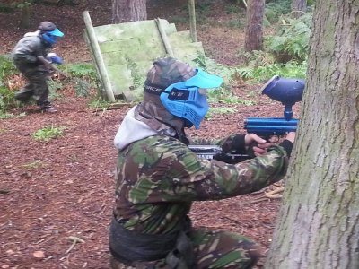 Paintballs Wakefield 3 Hours 500