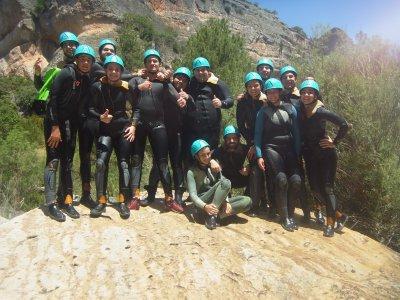 Ventano del Diablo canyon and accommodation