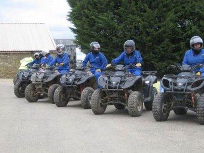 Ancaster Karting Quads