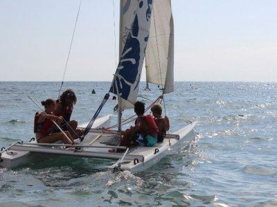 Catamaran with skipper in Mojácar, 30 minutes