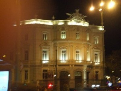 Late Night Witches and Ghosts Route, Madrid