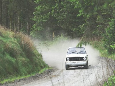 Forest Experience Rally School