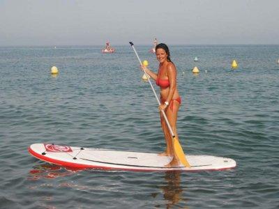 Paddle surf rental Torremolinos, 1h