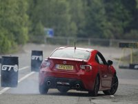 Extreme turns at Drive Me Anglesey