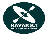 Kayak K.1 Piragüismo