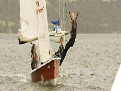 Mylor Sailing School Sailing