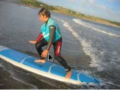 Discovery Surf School Surfing