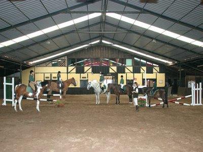Escuela de Equitación Liencres