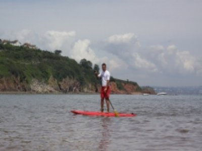 Broadsands Beach Kayak and SUP Centre Paddle Boarding