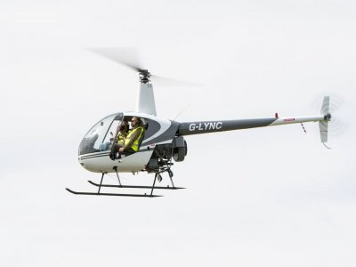 Helicopter Flight South Yorkshire 15 minutes