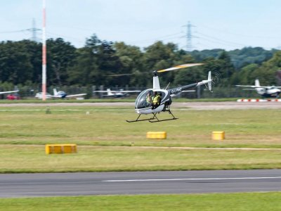 Helicopter tour in South Yorkshire 30 min