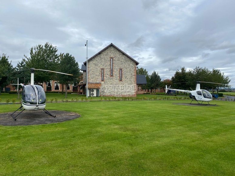 Helciopter Rides in Yorkshire