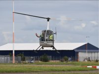Helicopter Flight in South Yorkshire 60 min