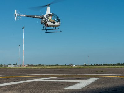 Private Helicopter Tour in London 30 min
