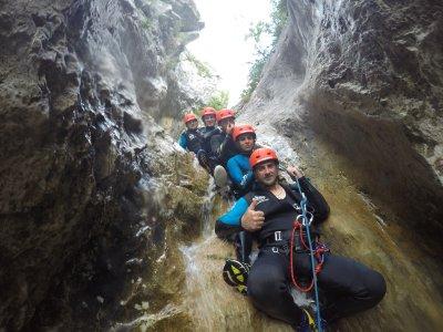 Canyoning and Rafting Kids Pont de Suert