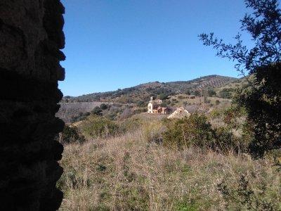 Interpretative trekking route, Mineras de Linares