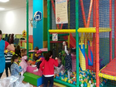 Club Disparate Parques Infantiles