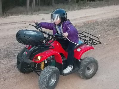 Kayaks, Quad Bikes for Kids Cofrentes 2 Days