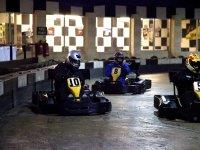 Mini Grand Prix grid start
