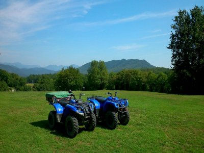 Stag/Hen Do+Quad Bikes and Paintball, Girona 5h
