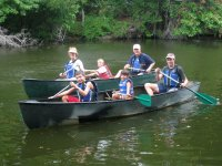 Canoeing Tour in the Stort River for 2h