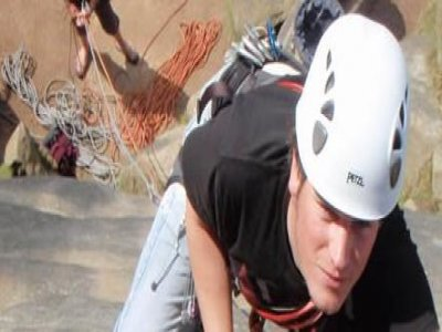 Adventure River Abseiling