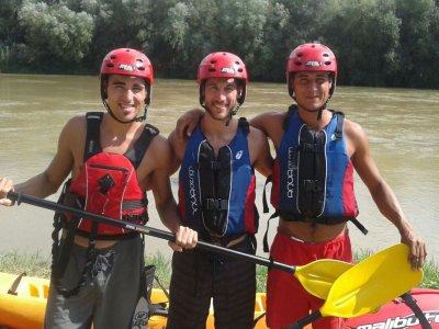 Kayak Route or Descent Groups Bajo Cinca 2-4h