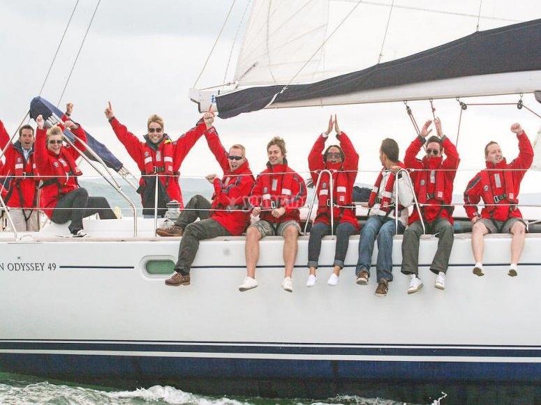 boat team