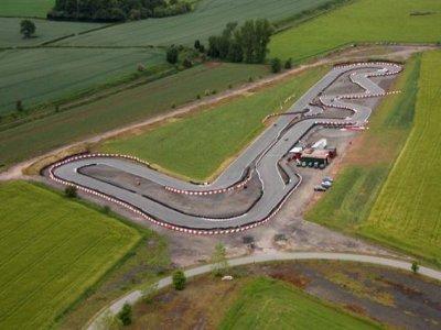 Rednal Karting Raceway