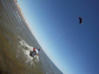 Kitesurf material rental in Isla Canela