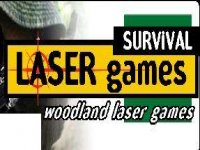 Survival Woodland Laser Games