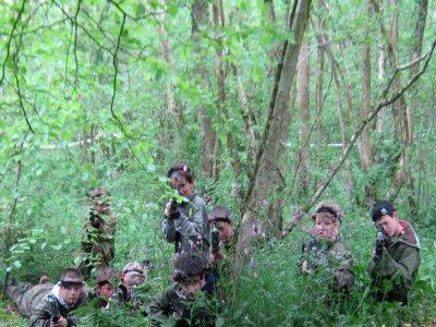 Survival Woodland Laser Games