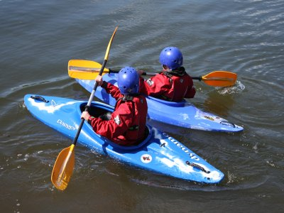 Discover Moor Kayaking