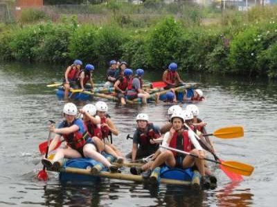 Discover Moor Rafting