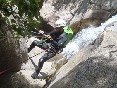 Canyoning at Arbilla River, 4-Hours
