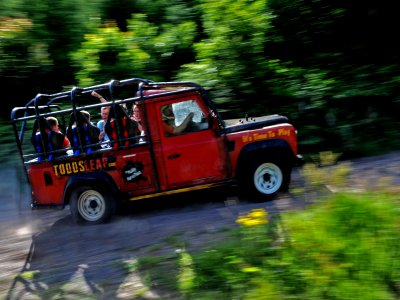 Todds Leap 4x4 Routes