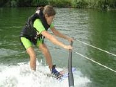 Liquid Leisure  Water Skiing