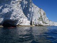 Coastline kayaking