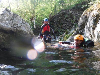 Canyoning beginners, Querabs, 4-5 hours