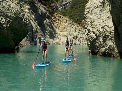 Spot Sup Pirineos Paddle Surf